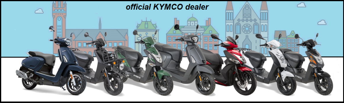official kymco dealer